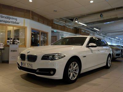 begagnad BMW 525 5-serien D X-Drive