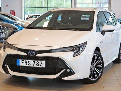 begagnad Toyota Corolla TS 1.8 Hybrid Style