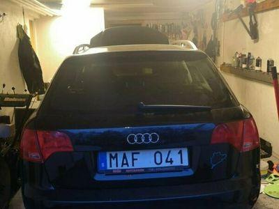 begagnad Audi A4 AV 2.0 TDI Q