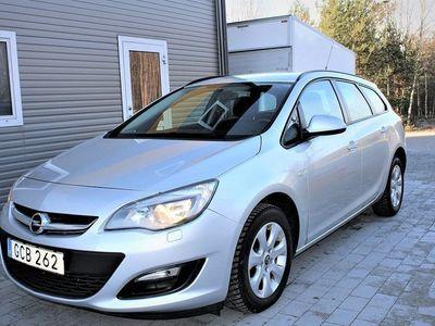 begagnad Opel Astra Sports Tourer 1.6 CDTI Euro 6
