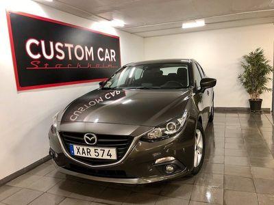 begagnad Mazda 3 Sport 2.0 SKYACTIV-G Automat 120hk