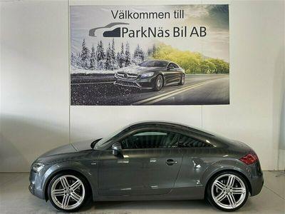 begagnad Audi TT Coupé 1.8 S-Line 1 ÄGARE OBS 2875MIL