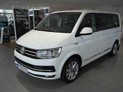 begagnad VW Multivan MULTI HL 204HK TDI DSG