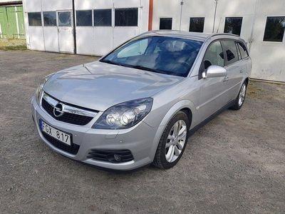 begagnad Opel Vectra 3.0, V6 Automat 184hk,Drag,Skinn