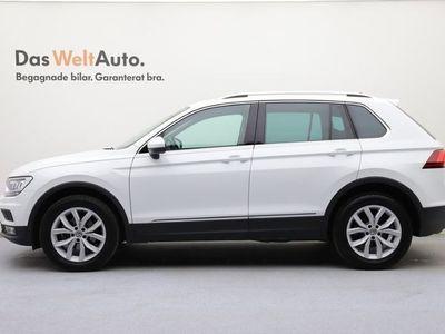 begagnad VW Tiguan TSI150 4M /Executive/Värmare