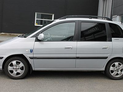 begagnad Hyundai Matrix 1,5 CRDI / ACC / Skinn / World -06