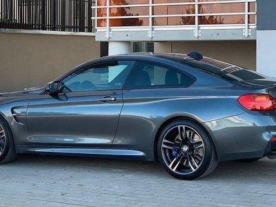 begagnad BMW M4 Coupé DCT 510hk Euro 6