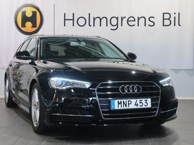 begagnad Audi A6 2.0 TDI Avant S-Line (190hk) Värmare