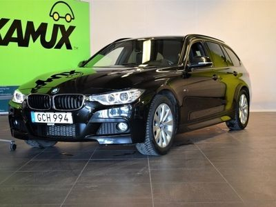 usata BMW 320 dA xDrive M-Sport Navi Skinn 184hk