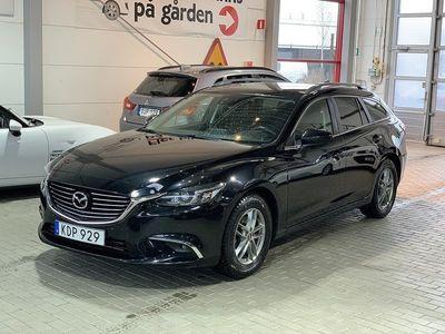 begagnad Mazda 6 Vision AWD 150hk 2,2D -16
