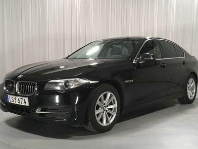 brugt BMW 520 d Sedan, F10 (190hk)