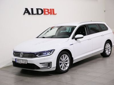 begagnad VW Passat GTE SportsCombi 218hk Executive DSG/ 1.99% Ränta