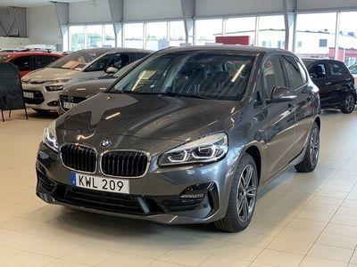 begagnad BMW 220 Active Tourer d xDrive Sport (190hk) -19