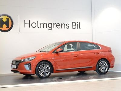 begagnad Hyundai Ioniq Hybrid PremiumEco -17