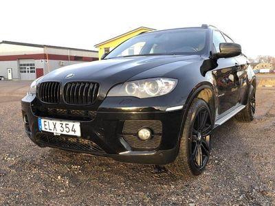 begagnad BMW X6 40d, E71