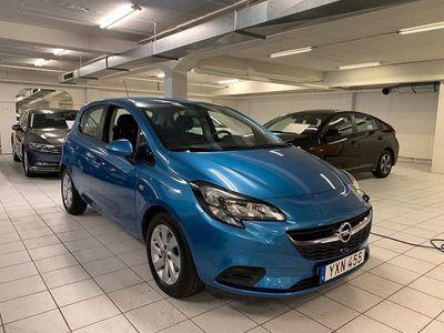 begagnad Opel Corsa Enjoy 1.4 Pluspaket