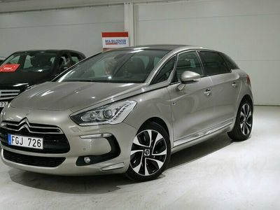 begagnad Citroën DS5 2.0 AWD Hybrid4 Airdream Panorama