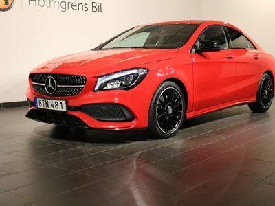 begagnad Mercedes CLA250 AMG / Aut