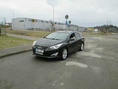 begagnad Hyundai i40 2..0 177 Hk Automat Navigation Panorama