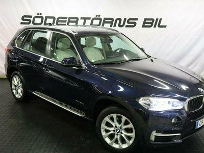 begagnad BMW X5 xDrive30/AUT/VÄRMARE/NAVI/DRAG/HELSKINN/PANORAMA/258HK