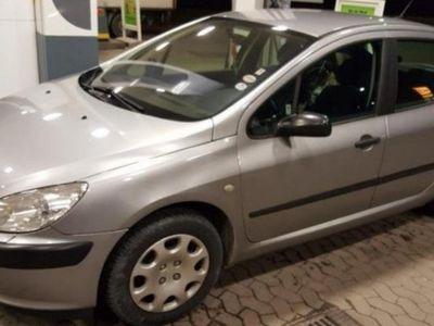 brugt Peugeot 307 XR 1,6 5D 100hk Reservdelsbil? -02