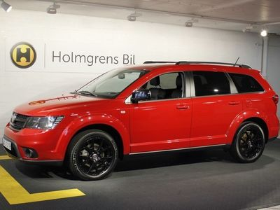 begagnad Fiat Freemont 2.0 Black Code 7-Sits, AWD, Navigation, 1 ägare