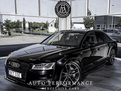 begagnad Audi S8 plus Från 11.mån 2017, Sedan 659 000 kr