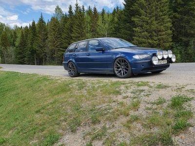 begagnad BMW 320 e46