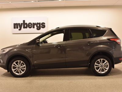begagnad Ford Kuga 1.5 TDCi 120 Titanium 5-d A Aut 2018, SUV 225 000 kr