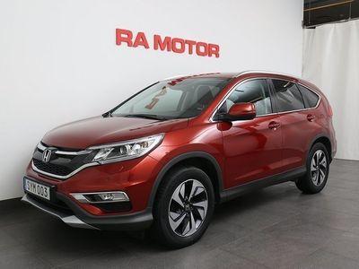 begagnad Honda CR-V 2,0 155HK Lifestyle AWD Drag/Bluetooth