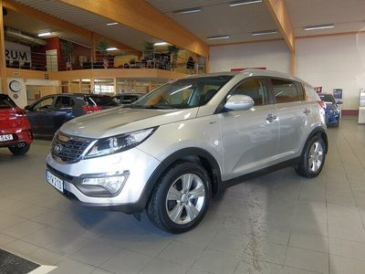 brugt Kia Sportage 2.0 CRDi AWD AUT Business (Drag+Backkamera)
