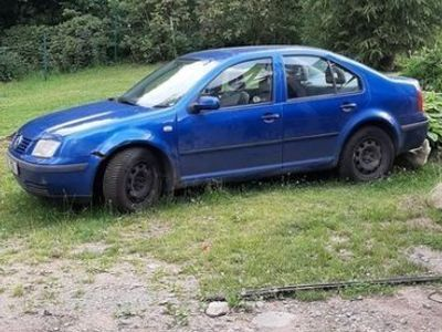 begagnad VW Bora 1.6