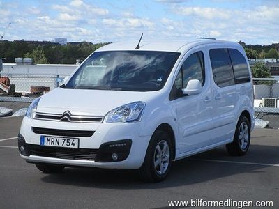 begagnad Citroën Berlingo Multispace 1.6 Automat