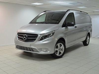 begagnad Mercedes Vito 119 CDI skåp lång Edition1 4WD