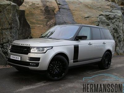 begagnad Land Rover Range Rover SDV8 AUTOBIOGRAPHY SE