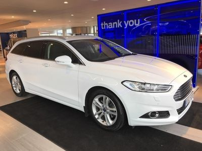 begagnad Ford Mondeo 1.5T (160hp) EcoBoost Edition Kombi