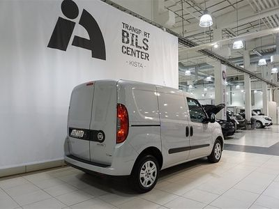 begagnad Fiat Doblò L1 DEMOBIL 1,3 MJT 90 hk