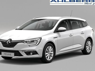 begagnad Renault Mégane MeganeSport Tourer 1,3 TCe 140 Zen GPF EDC ST 2019, Kombi 245 300 kr