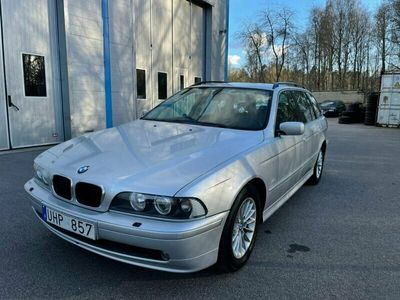 begagnad BMW 520 I TOURING