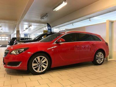 gebraucht Opel Insignia Sports Tourer 2.0 CDTI 4x4 Automat Business 6 170hk