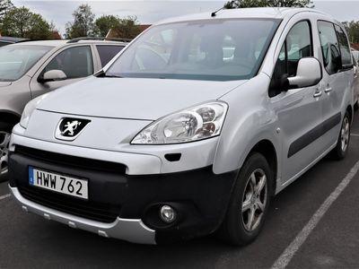 gebraucht Peugeot Partner Tepee 1.6 Hdi