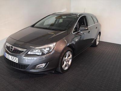 used Opel Astra 1.4 Turbo ECO
