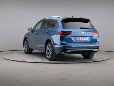 begagnad VW Tiguan Allspace TDI 190 4m Dsg Gt R-Line 7-sits