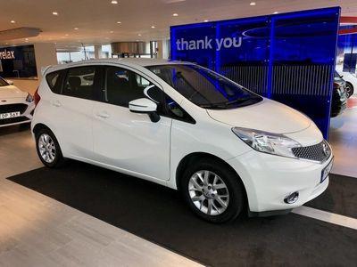 begagnad Nissan Note 1.2 80hk Acenta 5dr