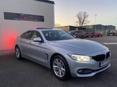 begagnad BMW 420 Gran Coupé d xDrive Steptronic Luxury Line 190hk