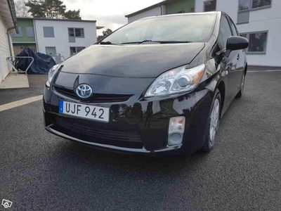 begagnad Toyota Prius 1,8VVT-I HSD business/ NY BES -10
