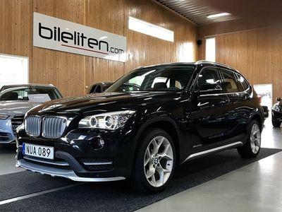 begagnad BMW X1 xDrive 20d X Line Aut GPS Drag 184hk