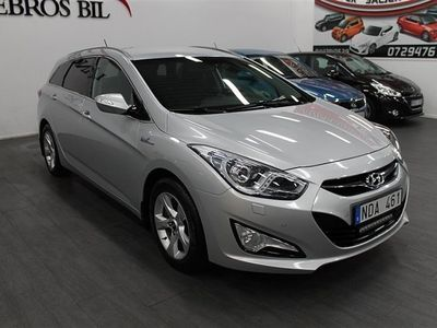begagnad Hyundai i40 1.7 CRDi Kombi (136hk)-Drag- Låga mil
