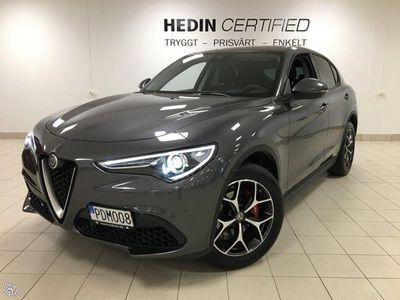 begagnad Alfa Romeo Stelvio SUPER 2.0 280HK Aut *DEMO* -18