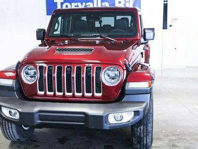 begagnad Jeep Gladiator 3.0 CRD V6 Overland mån 2021, Pickup Pris 757 375 kr